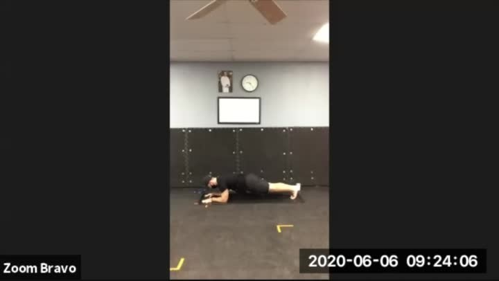 June 06, 2020: Krav Yoga with Matt