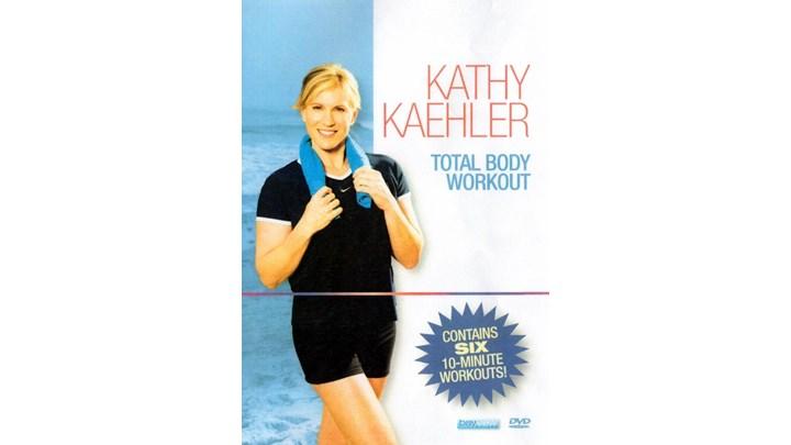 Kathy Kaehler - Total Body Workout DVD