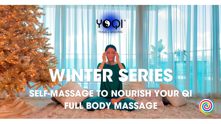 SELF-MASSAGE & YIN YOGA FOR WINTER