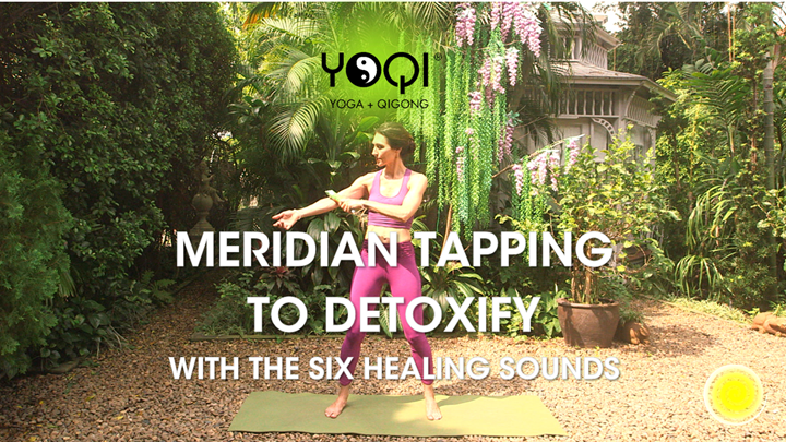 MERIDIAN TAPPING WITH THE 6 HEALING SOUNDS