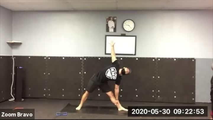 May 30, 2020: Krav Yoga with Matt