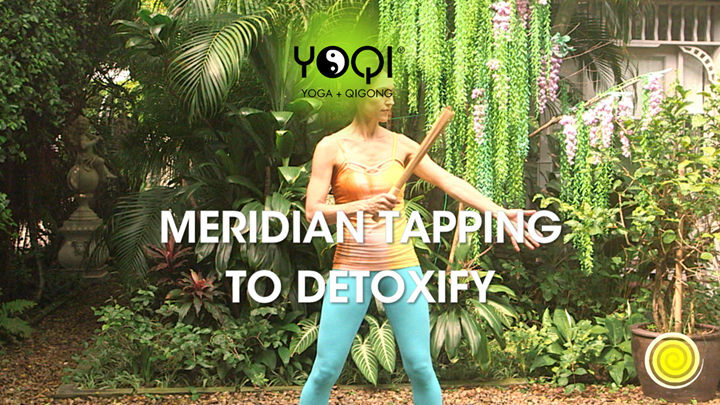 MERIDIAN TAPPING TO DETOXIFY
