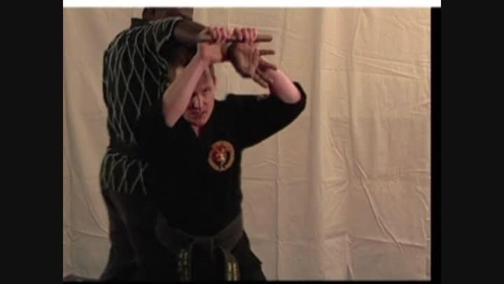 Combat Hapkido Dan Bong Part 2