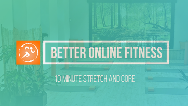 FREE 10-Minute Stretch and Core