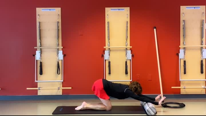 Virtual Mat Pilates  #11    6/8