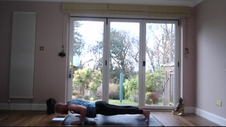30 mins - BACKBEND - Level 1