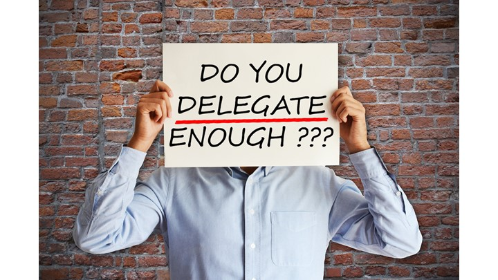 COMING SOON - Delegation Skills