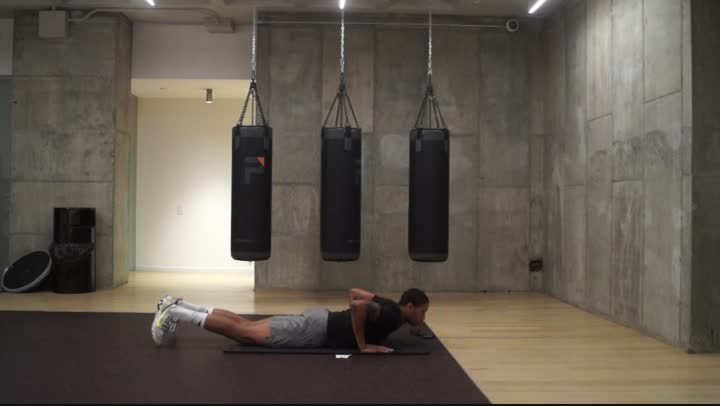 HIgh Intensity Body Weight Workout (All Levels) *17 Min.*