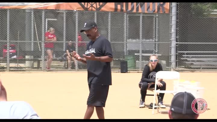 Coaches Clinic May 4th 2019 - Dealing With Confidence Segment