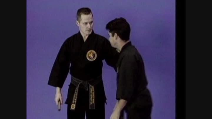 Combat Hapkido Dan Bong Part 1