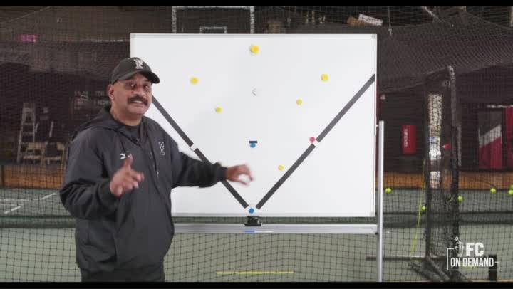 Chalk Talk (2) - Bunt Defense