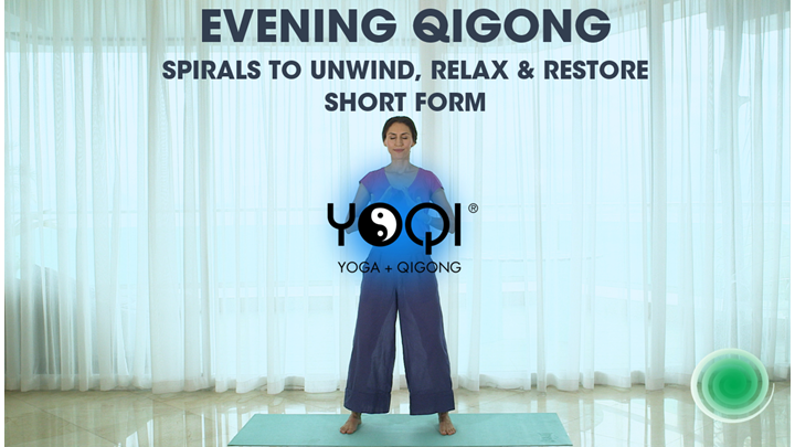 SHORT EVENING QIGONG