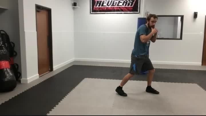 J/C/Step off-line/Defensive Kick