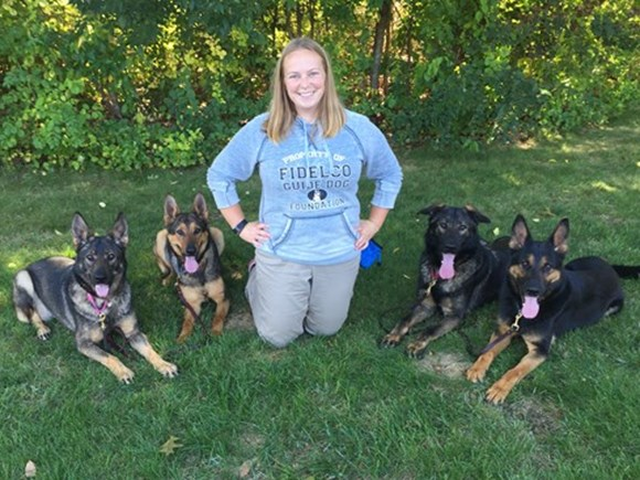 Service Dogs 101