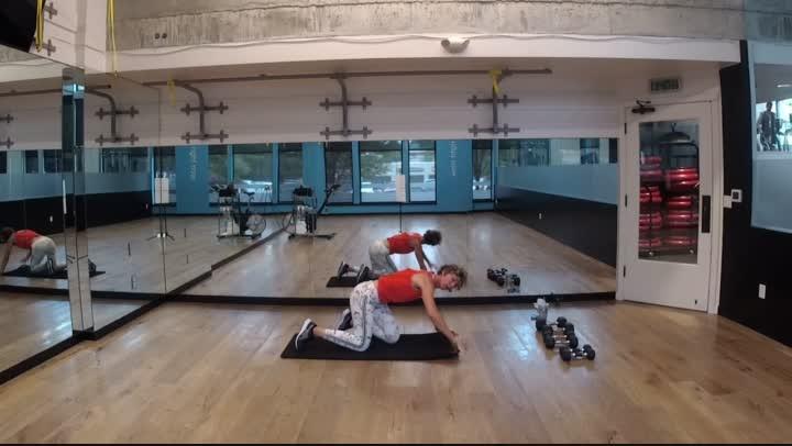 Strength - Full Body 8 - 45 minutes - Zoe