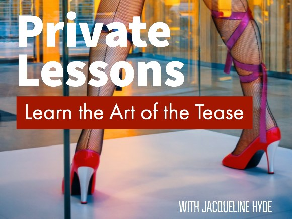 (In Person) Private Burlesque Lesson