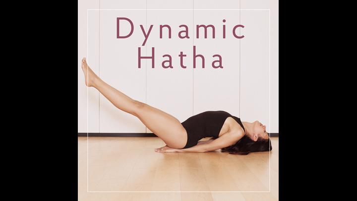 Dynamic Hatha - Spacious Spine - 14th Jun