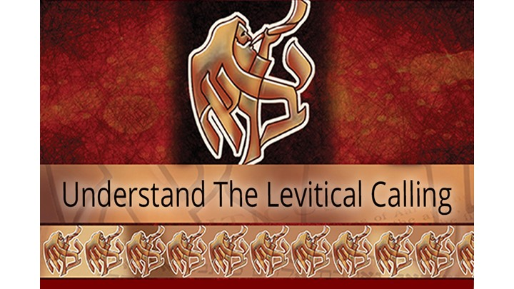 Understand the Levitical Calling - with Candace Long (MBA)