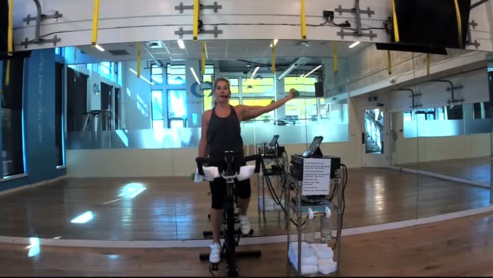 Cycle Express 1 - 35 minutes - Ginny