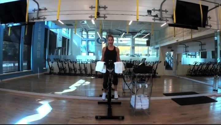 Cycle  Core 1 - 45 minutes - Ginny
