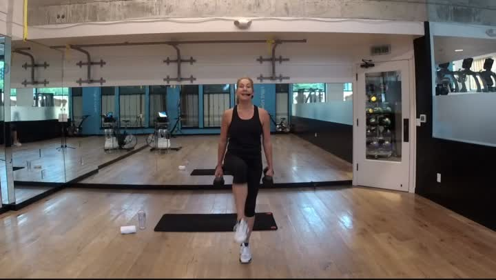 Fitness Bite 12 - Full Body - 20 minutes - Ginny