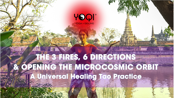 3 FIRES, 6 DIRECTIONS PRIMORDIAL QIGONG FORM