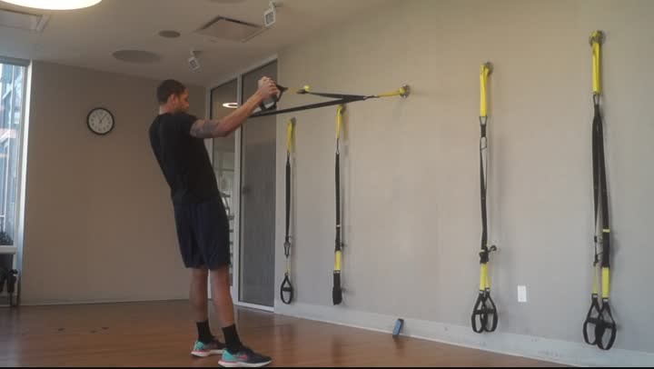 Suspension Training Workout (All Levels) *15 Min.*