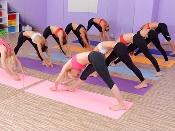 Group Yoga Online