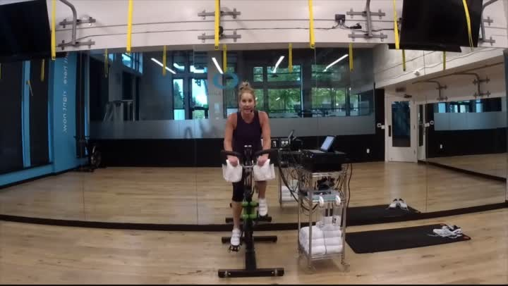 Cycle Core 3 - 60 minutes - Ginny