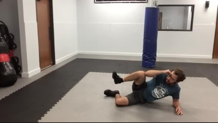 Kicks (Defensive/Side/Transition)