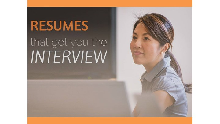 Resumes That Get You the Interview:  Surprising Secrets to Getting Your Resume Noticed