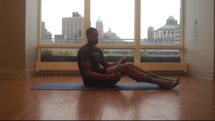 Injury Prevention Routine *15 Min.*