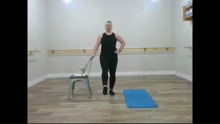 Full Body Barre 45