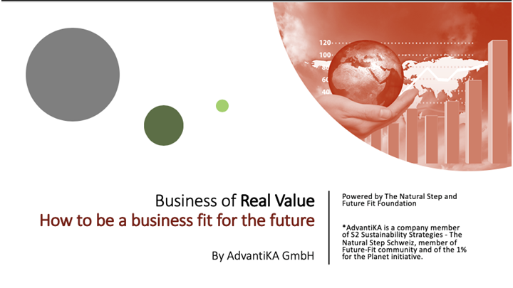 How to be a business fit for the future, a new way for your business strategy