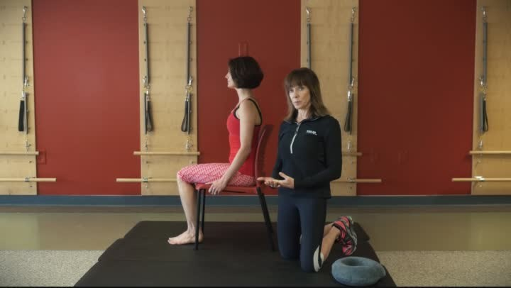 The Basics:  #5 The Hip Fluxer Stretch