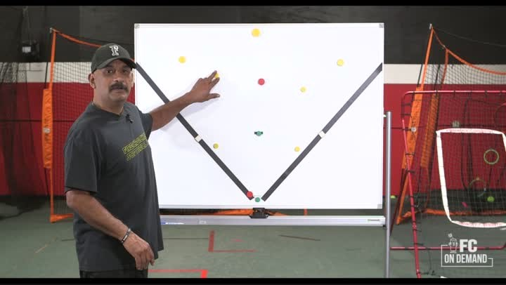 How To Score Runs - The Fake Bunt Steal