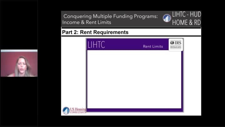 Income & Rent Limits for Layered LIHTC Projects