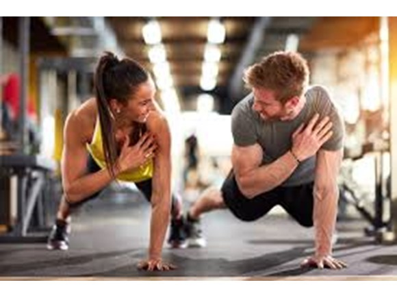 Cynthia NM Couples Personal Training Package