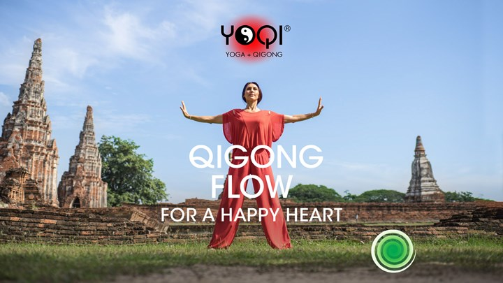 QIGONG FLOW FOR A HAPPY HEART