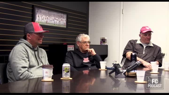 Episode (11) Bret Denio w/FC Coaches