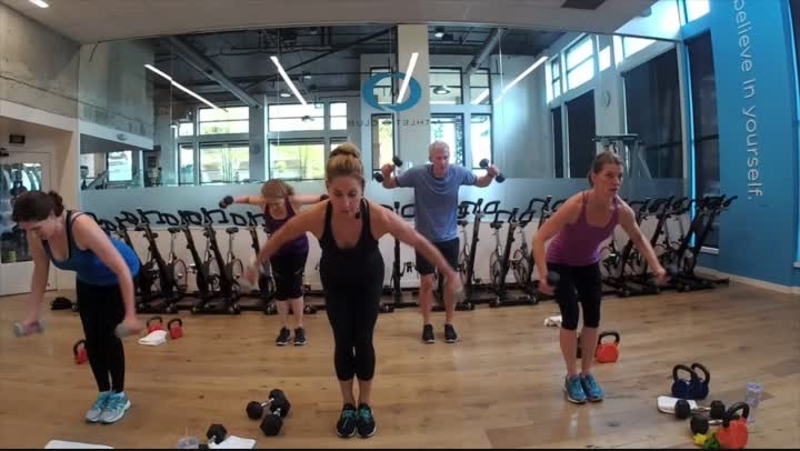 Strength - Group 3 - 45 minutes - Ginny