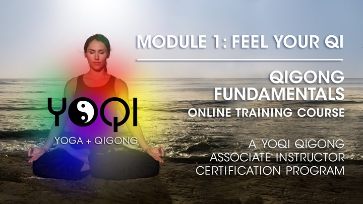 YOQI MODULE 1 COURSE: FEEL YOUR QI
