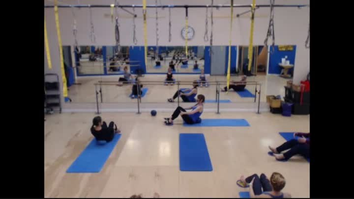 Barre Workout 1.1