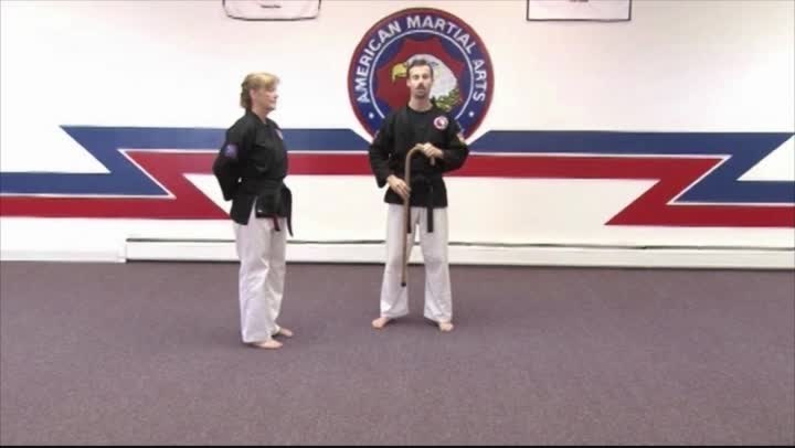 American Cane System: Level 5 (Purple Belt)