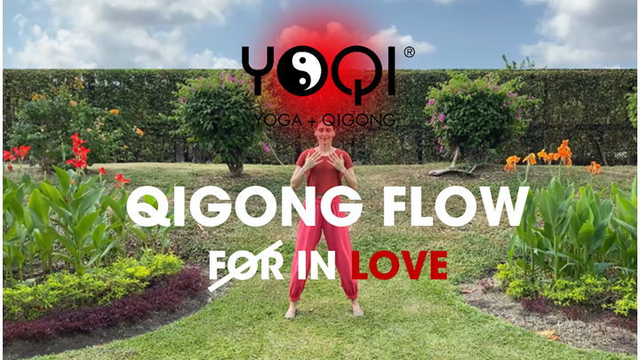 QIGONG FLOW FOR LOVE (No music)