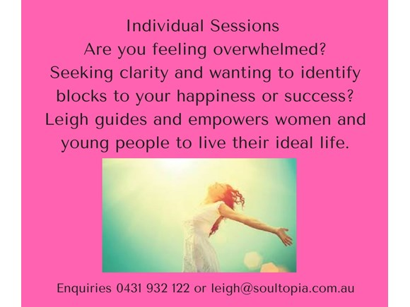 Individual sessions
