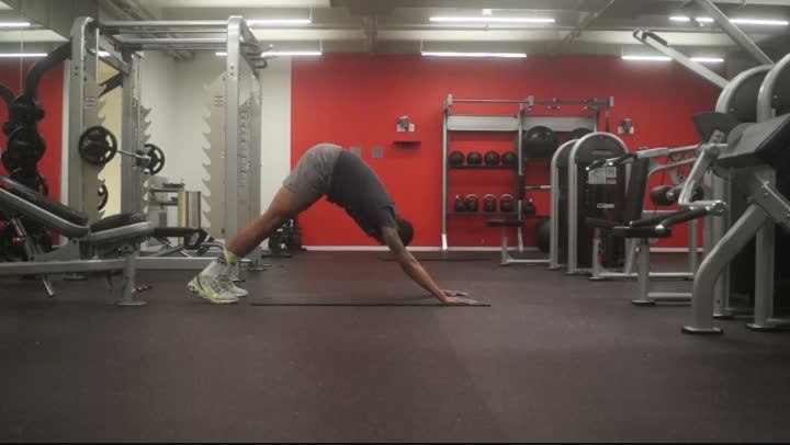 Static Stretching Routine *10 Min.*