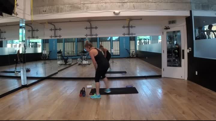 Strength - Full Body 11 - 40 minutes - Ginny