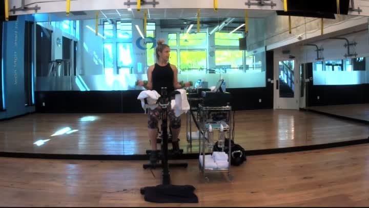 Cycle Interval 5  - 45 Minutes - Marni