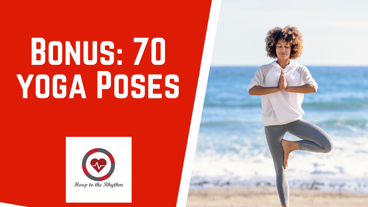 Bonus 70 Yoga Poses